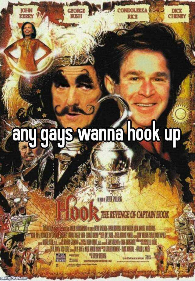 any gays wanna hook up