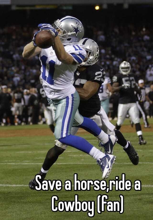 Save a horse,ride a Cowboy (fan)